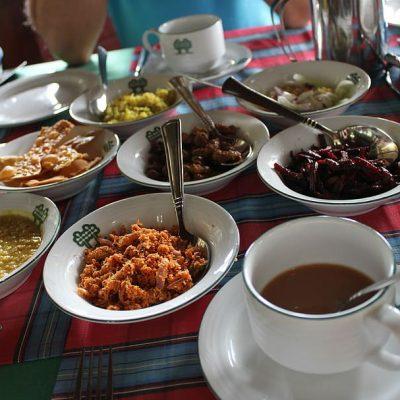 Sri Lankan Food culture