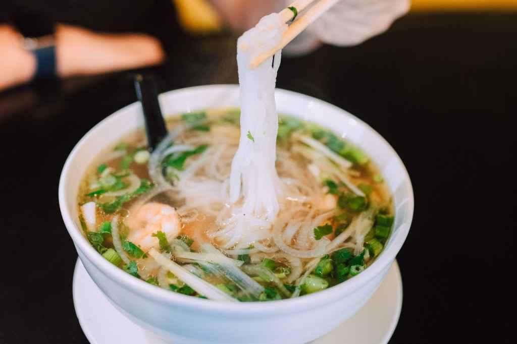 Guay Teow (Noodle Soup), boat noodles thailand