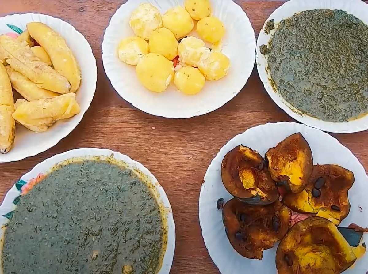 Traditional Food of Rwanda