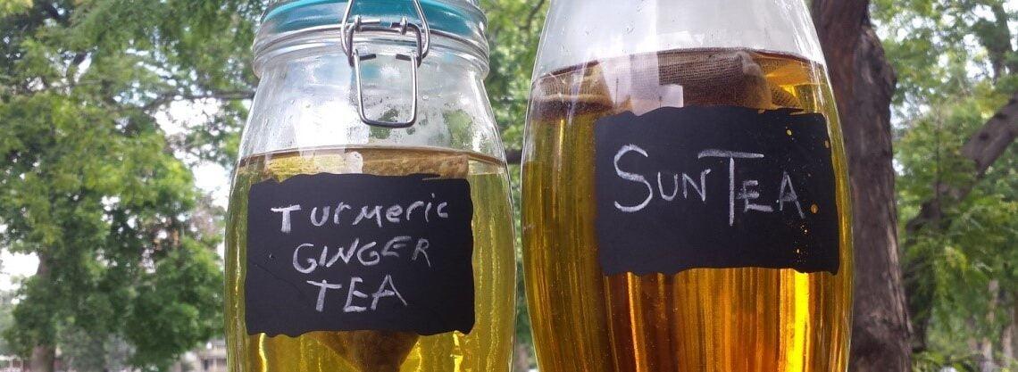 Enjoy Some Tasty Sun Tea All The Seasons.